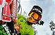 GoPro Suporte frontal e lateral para capacete - Imagem 3