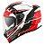 Capacete Suomy SpeedStar Camshaft Black/White/Red - Imagem 1