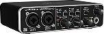 Interface de Áudio USB Behringer UMC202HD - Imagem 3