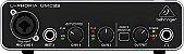 Interface de Áudio USB Behringer UMC22 - Imagem 1