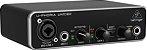 Interface de Áudio USB Behringer UMC22 - Imagem 3