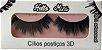 Cílios Postiços 3D CL143-2-2  - Hello Mini - Imagem 1