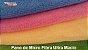 Toalha de Microfibra para Acabamento 30cm x 50cm de Alta Qualidade importada - (4 unidades)  - Imagem 3