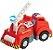 Brinquedo Mercotruck Bombeiro - Mercotoys - Imagem 2