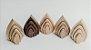 Arco Vela - escolha a madeira - Imagem 1