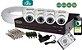 KIT 4 CÂMERAS INTERNAS COMPLETO COM HD 500GB - Imagem 1