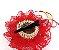 Tic-Tac Junina Azul e Vermelho - Imagem 3