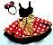 Vestido Minnie com renda infantil tam 8 - Imagem 3