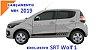 Faixa Lateral Fiat Mobi MB1 Adesivos Sport Acessório Fita Colante Srt Wolf 1 - Imagem 1