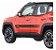 Jeep Renegade Modelo JR2 Kit Faixa lateral adesiva tuning peças acessórios Fita Colante SRT Wolf 1 - Imagem 1