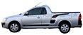 Montana G1 SPORT Kit Faixa Adesiva Acessórios Fita Colante SRT Wolf 1 X11Auto  - Imagem 1