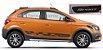 Onix e Novo PrismaAdesivo Lateral Os4 Sport Kit Faixa Adesiva Fita Colante Acessorio SRT Wolf 1 X11Auto - Imagem 1
