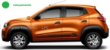 Kwid Renault Adesivo Lateral KW2 Faixa Fita Colante Acessórios SRT Wolf 1 X11Auto - Imagem 1