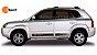Tucson TS1 Hyundai Faixa Lateral Acessórios Fita colante adesiva SRT Wolf 1 X11Auto - Imagem 1