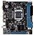 Placa Mãe Micro ATX Bluecase BMBH61-T LGA 1155 Intel H61 DDR3 - Imagem 2
