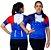 Camisa Ciclismo Sódbike Feminina Nações - França - Imagem 1