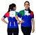 Camisa Ciclismo Sódbike Feminina Nações - Itália Azul - Imagem 1