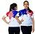 Camisa Ciclismo Sódbike Feminina Nações - USA - Imagem 1