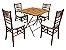 Conjunto Mesa Bar e Cadeiras Tiffany - Imagem 2