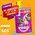 Ração Úmida Whiskas Sachê Carne ao Molho para Gatos Castrados 85g   - Imagem 1