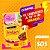 Ração Úmida Nestlé Purina Friskies Sachê Mix de Carnes ao Molho para Gatos 85gr - Imagem 1