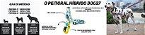 Conjunto Peitoral+Guia DOG27 Grande - Imagem 3