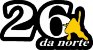 ADESIVO 26 DA NORTE - Imagem 1