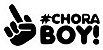 ADESIVO CHORA BOY! - Imagem 1