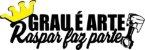 ADESIVO GRAU É ARTE RASPAR FAZ PARTE - Imagem 1
