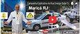 8 - Bateria Externa Power Bank Celular e Tablet professormarcelomoraes.org 10000mAh único com monitor de Tensão e Corrente + Curso Online: como aumentar a vida útil de seu celular e Tablet - Imagem 8