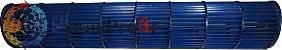 Turbina Ventilador Midea Luna SPlit Hi Wall 7.000Btu/h 42MLCB07M5 - Imagem 1