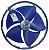 Hélice Ventilador Condensadora Midea Window Split High Wall 9000BTUs 38MWCB09M5  - Imagem 1