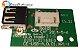 Placa Eletrônica Com Usb Para Wifi Midea Liva Split Hi Wall 9.000Btu/h 42VFCA09M5 - Imagem 1