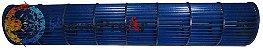 Turbina Ventilador Carrier X-Power Split Hi Wall 12.000Btu/h 42LVQA012515LC - Imagem 1