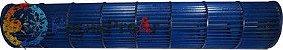 Turbina Ventilador Midea Eco Inverter Split Hi Wall 22.000Btu/h 42MEQA22M5 - Imagem 1