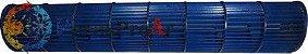 Turbina Ventilador Carrier X-Power Split Hi Wall 18.000Btu/h 42LUQA018515LC - Imagem 1