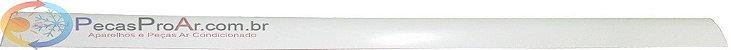 Direcionador De Ar Horizontal Inferior Split Carrier Hi-Wall 42LUCA018515LC - Imagem 1