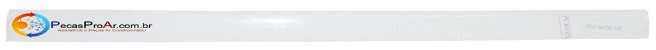 Direcionador De Ar Horizontal Inferior Springer Multi Split 42DQA018515LS - Imagem 1