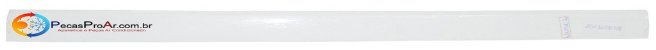 Direcionador De Ar Horizontal Superior Split Springer Maxiflex 42MQA030515LS - Imagem 1