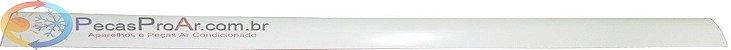 Direcionador De Ar Horizontal Superior Split Midea Eco-Inverter MSC22CRN1 - Imagem 1