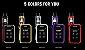 Kit G PRIV 220W Touchscreen Starter Kit- TFV8 Big Baby Tank SUB-oHmΩ SMOK® - Imagem 1