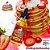 E-liquid Hotcakes strawberry shortstack 60ml - Imagem 2