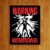 Placa Decorativa - Warning Demogorgon - Imagem 1