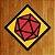 Placa Decorativa - D20 - Imagem 1