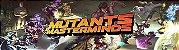 Mutantes & Malfeitores - Escudo do Mestre - RPG - Imagem 2