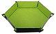 Bandeja de Dados Hexagonal - Dupla Face - Verde - Imagem 1