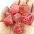 Conjunto de Dados para RPG - Pedra - Coral - Imagem 1
