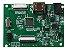 Placa Tv Lcd Led Universal Kit Edp Para Telas 30 Pinos - Imagem 1
