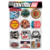 Cartela Individual Logos Antigos M1 - PT5 Adesivos Stickers - Imagem 1