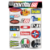 Cartela Adesivos Motocross M1 Individual Nº1 Patrocinios - Imagem 1